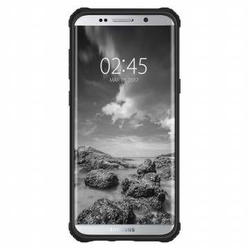 Spigen Galaxy S8 Case Rugged Armor Extra Black