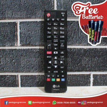 Remot/Remote TV LG LCD/LED AKB75095312 Ori/Original