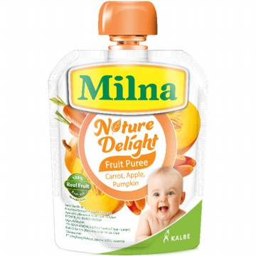 Milna Fruit Puree 80 gram