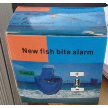 Terbaru : New Fish Bite Alarm ~ Alarm Mancing Mania by. TOC68