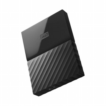 WD My Passport New Portable Harddisk Hitam 1 TB