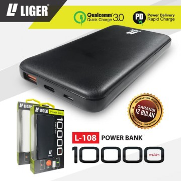 LIGER Power Bank L-108