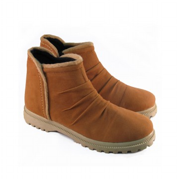 Bougenville - Ladies Angkle Boots 3 Colors / Ukuran 36 - 40 / Boots Wanita ML-011