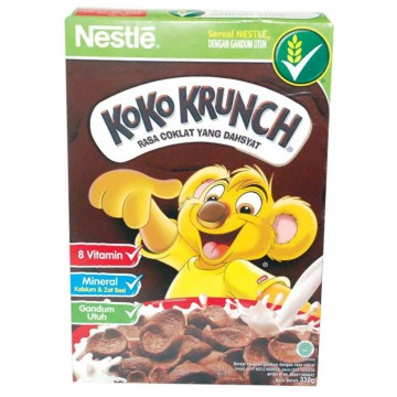 Nestle Koko Krunch Box 330 gram