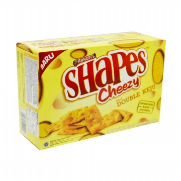 Shapes Cheezy 80 gram