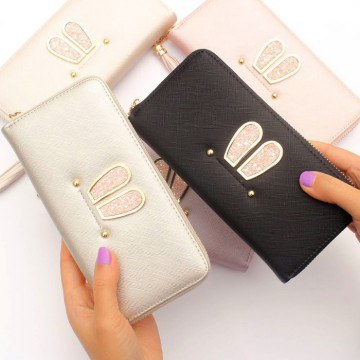 Zeebee Crystal Annabelle Long Women Wallet Dompet Panjang Wanita Source · Bunny Long Women Wallet Dompet