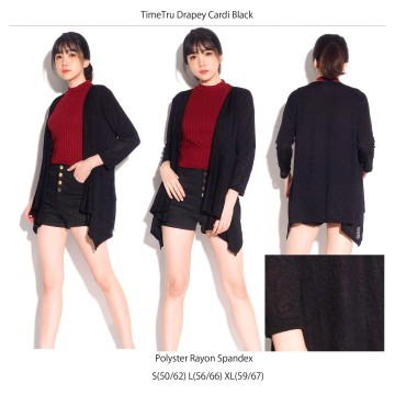 Timetru Women Cardigan