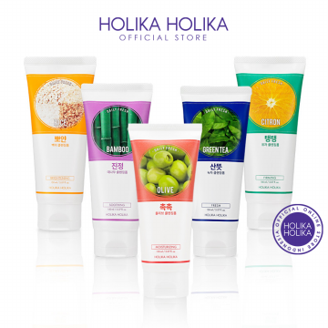 Holika Holika Daily Fresh Cleansing Foam (150ml)