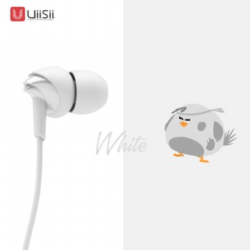 [POP UP AIA] UIISII C200 IN-EAR STEREO BASS EARPHONE TYPE C JACK WIRED CONTROL WITH MIC HEADSET