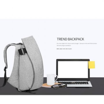 Original Classic Business Backpack Pria Fashion Style Laptop