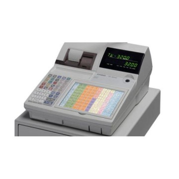[Casio] [Cash Register] Cash Register Casio TK 3200 Mesin Kasir Flat Keyboard