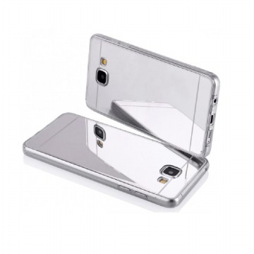 [Exclusive Elevenia] Metal Bumper Slide Mirror Hard Cover Case