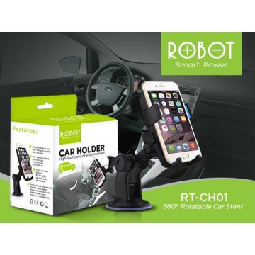 car holder ROBOT CH01  / holder hp mobil / stand holder HP / gantungan hp mobil /stand holder mobile