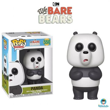Funko POP! Animation We Bare Bears - Panda