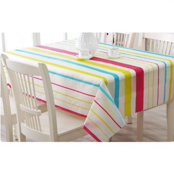 Taplak Alas Meja Anti Air 130x180 Waterproof PEVA Table Cloth