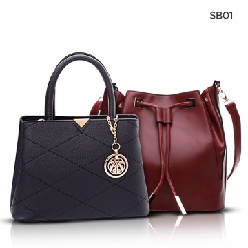 16PILIHAN TAS WANITA TAS IMPORT WANITA Fashionable HandBags and SlingBags