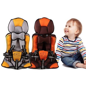Kiddy Baby Car Seat (Yellow/Orange/Tosca/Maroon) - Portable Car Seat