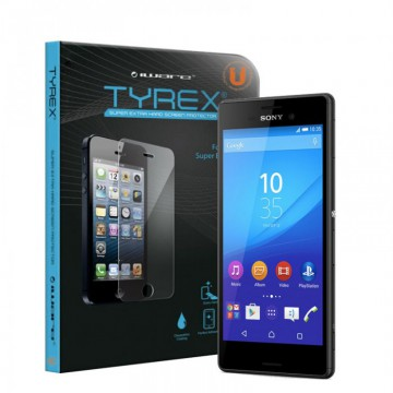 TYREX SONY XPERIA M4 AQUA TEMPERED GLASS SCREEN PROTECTOR