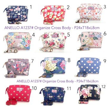 Tas Selempang Fashion KATE's PARTY BAG 1505 - 8