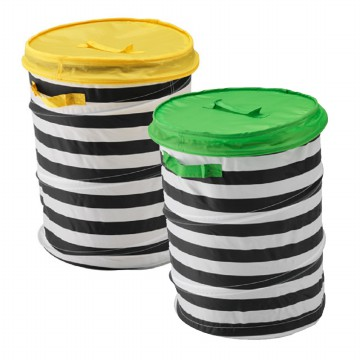 IKEA (R) - FLYTTBAR Basket With Lid