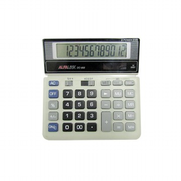 ALFA LINK Calculator DC 868