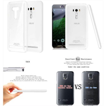 Imak Crystal Case 2nd Series Asus Zenfone Selfie