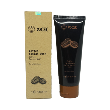Nox Coffee Facial Wash by Natasha Skincare