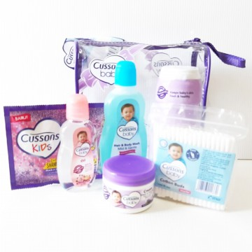 Cussons Baby Caring Gift Set - Medium Travel bag