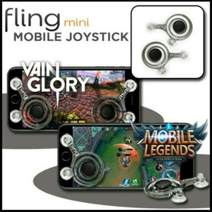 Fling mini joystick for gaming game mobile legend Controller joystik