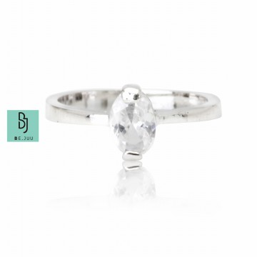 BE.JUU Cincin Love Blossoming Korean Jewelry