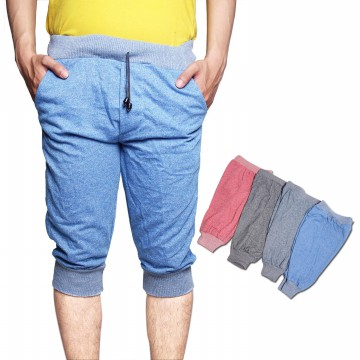 Season2 [High Quality] Celana 7/8 Jogger Polosan |4 warna