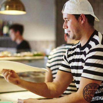 Pizza Romana / HAWAIAAN PIZZAEXPRESS / PizzaExpress
