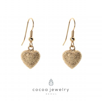 Cocoa Jewelry Anting Curtain Love - No Box