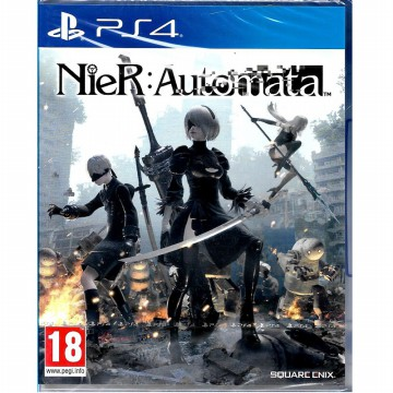 [Sony PS4] Nier Automata