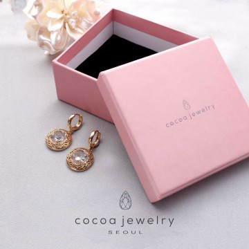Cocoa Jewelry Anting Make Me Love You- No Box