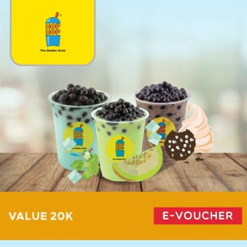 HopHop - Value Voucher 20.000