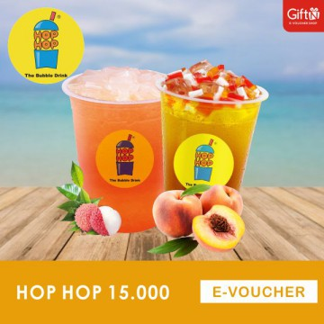 Hop hop - Voucher Value 15.000
