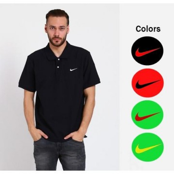 Baju Polo Shirt Nike Original
