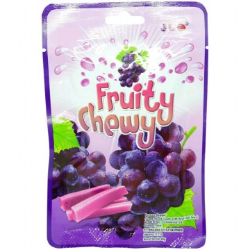 Jlo Sliced Fruity Chewy 40 gram