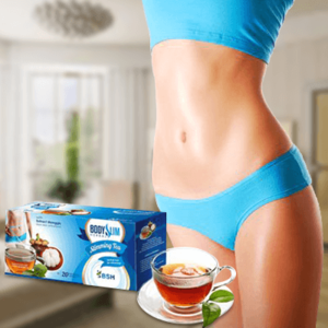 [ BSH Tea ] Body Slim Herbal Slimming Tea New Pack Depkes