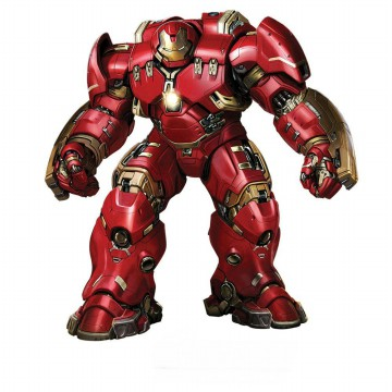 Iron Man Hulkbuster Action Figure [FG53]