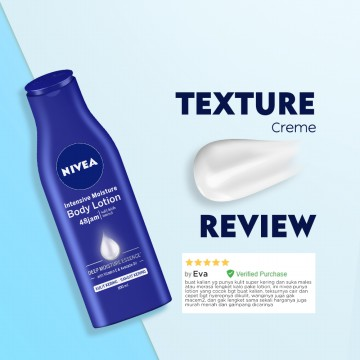 NIVEA Body Intensive Lotion 400ml