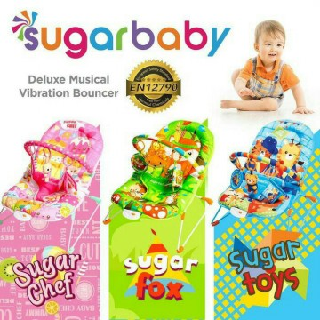 Bouncher Sugar Baby Happy Zoo
