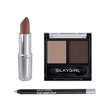 SILKYGIRL Brownies Fall Color Make Up BUY 2 GET 1 FREE