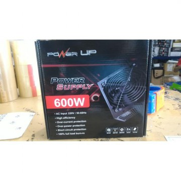 Power Supply Power Up 600w