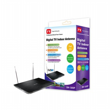 PX Antena TV Digital Indoor DA-1203P