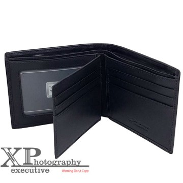 DOMPET PRIA KULIT ASLI IMPORT BRANDED| 1111. DAVID JONES M38-918 - HITAM