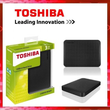 HDD External TOSHIBA Canvio Ready 3.0 Portable Harddisk 2TB
