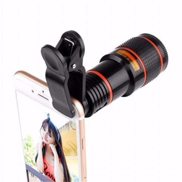 Lensa Telescope 12x For Smartphone