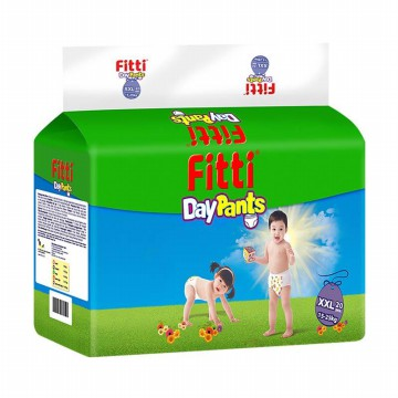 Fitti DayPants Jumbo Pack XXL 20 Popok Bayi Fitti